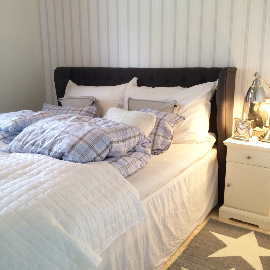 Det perfekte soverommet, hvem dr?mmer ikke om det?